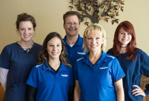 The Professional Dental Care Team at Bright Smiles